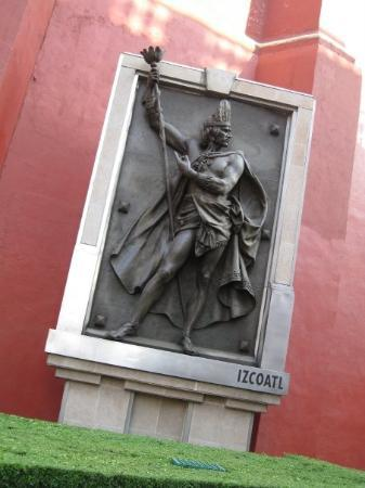 Bilde fra Zocalo