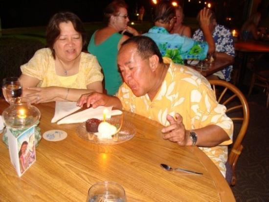 Kauai, HI: Happy 60th Birthday Dad !