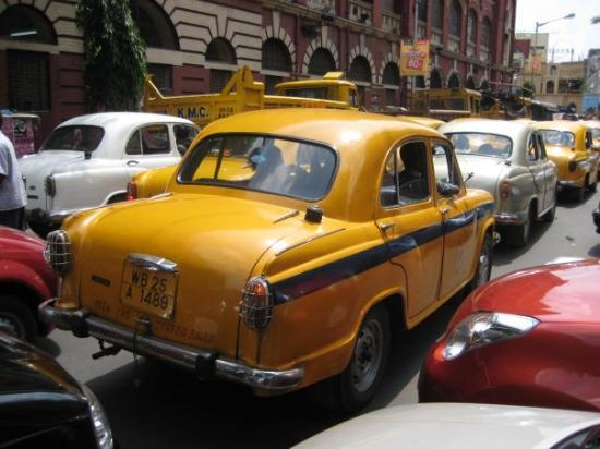 taxi business plan in kolkata west