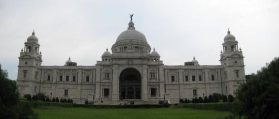 Calcutta, India: The Victoria Memorial Museum - 1