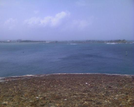 San Juan National Historic Site: View from El Morro
