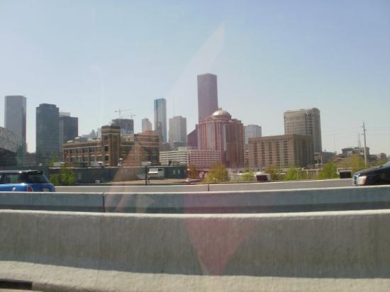 Bilde fra Houston
