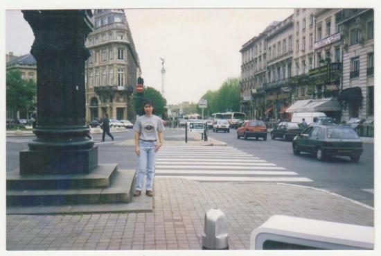 Bilde fra Bordeaux