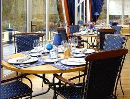 L'Or Ange Bleu: Notre table