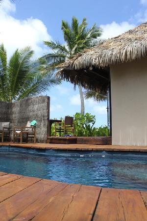 Sea Change Villas: loved the pool