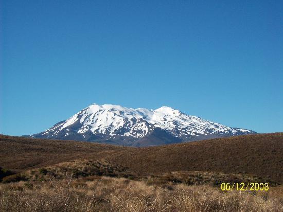 New Zealand: les vilcans de nouvelle zélande grandiose
