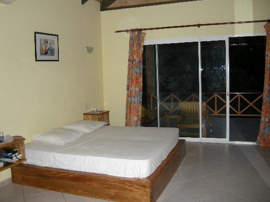 La Diguoise Guesthouse: grande chambre