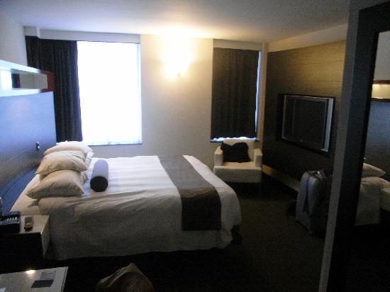 Hyatt Regency Toronto: View of the room