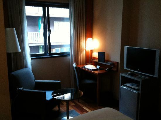 AC Hotel Lleida: Room 1