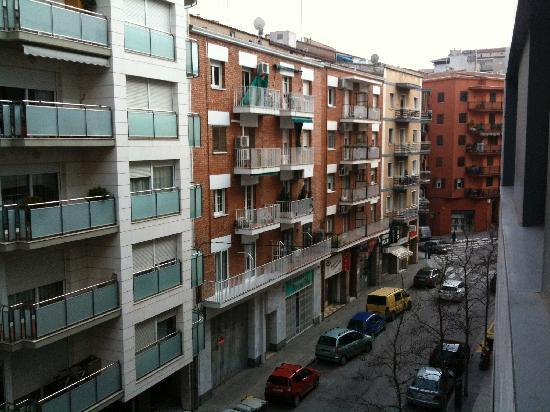 AC Hotel Lleida: The other street view