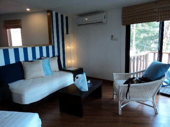 Phra Nang Inn: clean spacious room