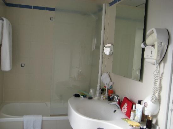 Hotel Bastille Speria: the bath
