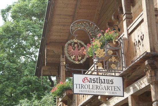 Gasthaus Tiroler Garten: Ein Stück Tirol mitten in Wien