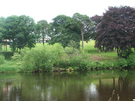 Penrith, UK: The Eden at Langwathby