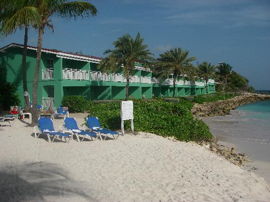 Pineapple Beach Club Antigua - All Inclusive: The waterfront rooms