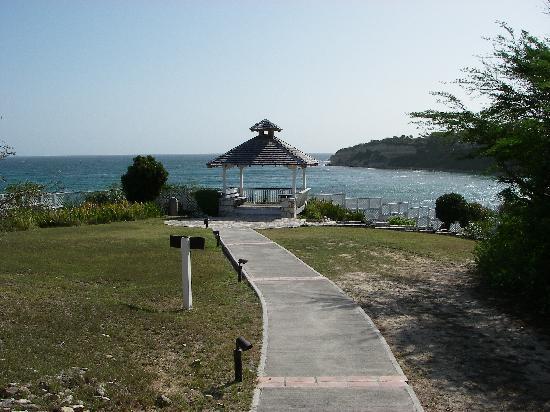 Pineapple Beach Club Antigua - All Inclusive: one of their wedding gazebos