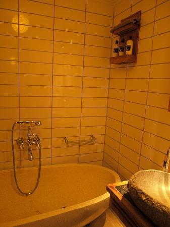 Axel Guldsmeden - Guldsmeden Hotels: Salle de bain