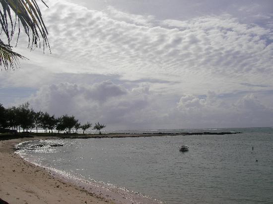 Trou d'eau Douce: Strand