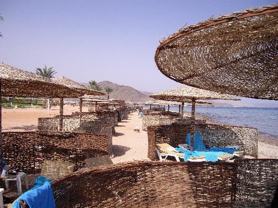 Sofitel Taba Heights: The beach