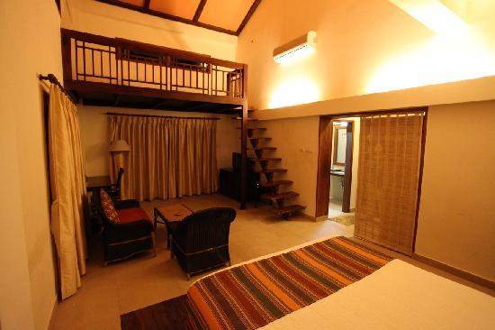 Iora The Retreat Kaziranga One Of Hgher End Rooms With A Loft