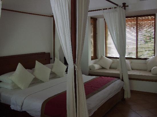 Kuramathi Island Resort: Villa Interior