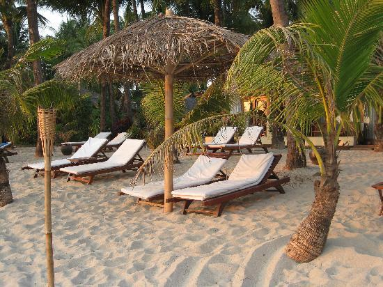 Bayview - the beach resort: Relaxation
