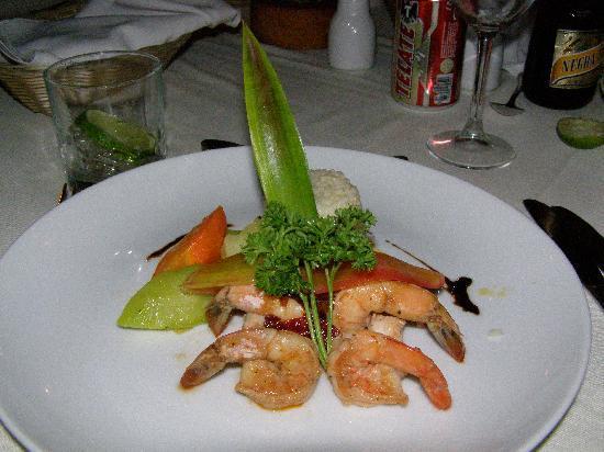 Petit Lafitte: amazing food