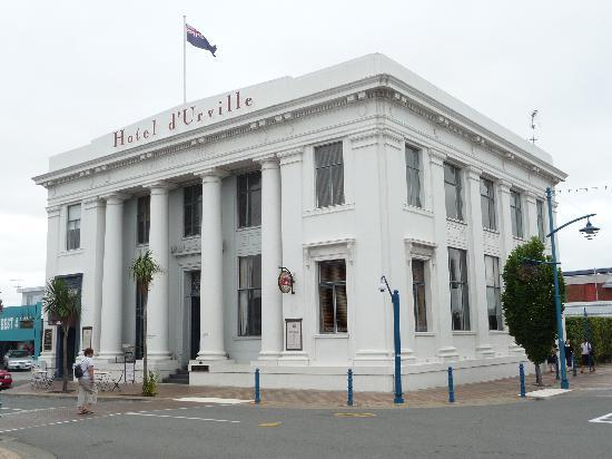 Hotel d'Urville: Hotel Exterior