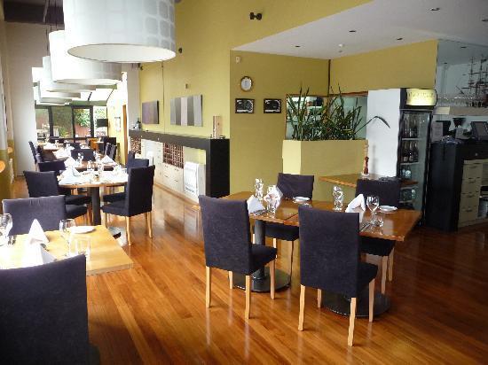 Hotel d'Urville: Restaurant