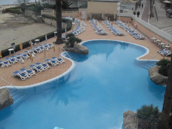 Hotel Levante: outside pool