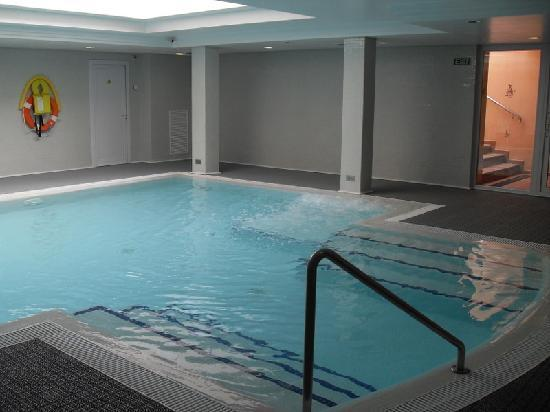 Hotel Levante: use of levante park indoor pool