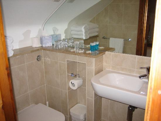 Remont Oxford Hotel: Remont - Very Clean Bathroom