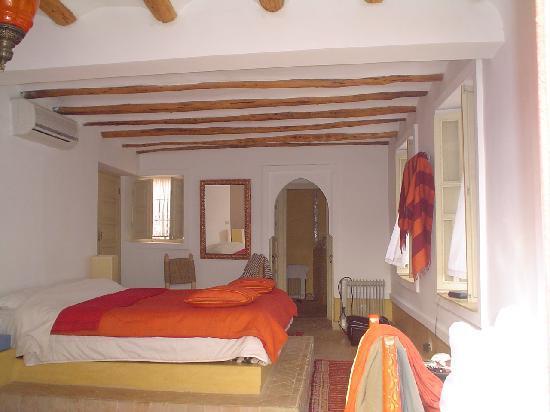 Riad Dar Nimbus: merveilleuse suite Anne
