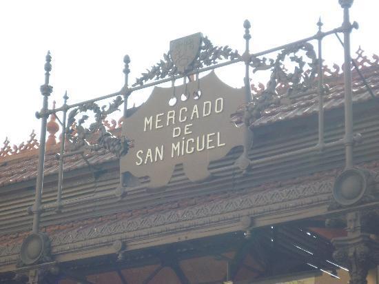 Mercado San Miguel: L'Insegna