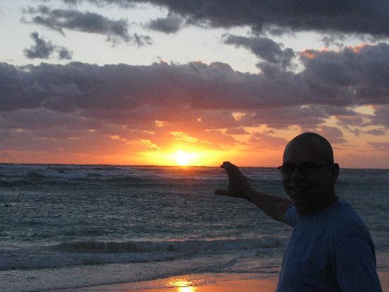 Majestic Colonial Punta Cana: Sunrise!