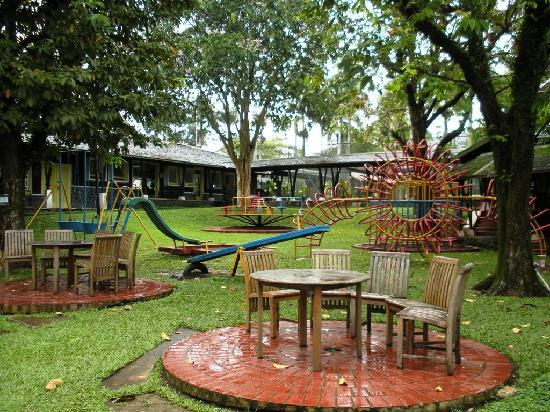Concordia Hotel: Children Play area - located in front of Tennis Court and Fitness Centre