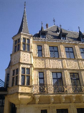 Hôtel Carlton: Luxembourg