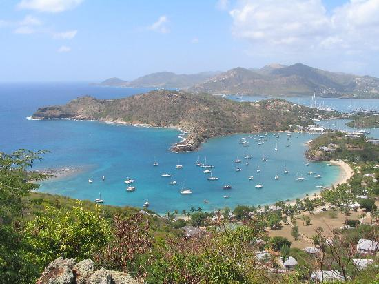 Pineapple Beach Club Antigua: Shirley Heights