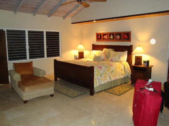 Palm Island Resort & Spa - All Inclusive: Southern cross villa - bedroom