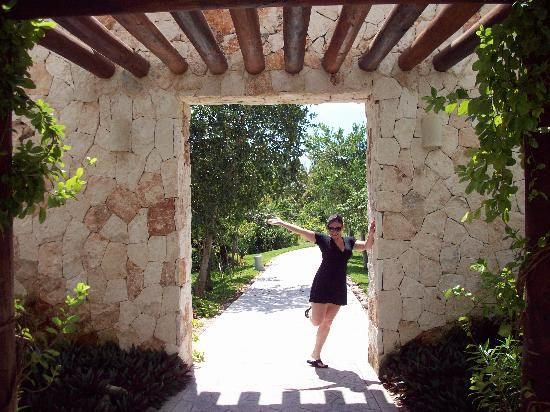 Valentin Imperial Riviera Maya: Outside out room