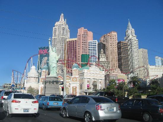 Tropicana Las Vegas - A DoubleTree by Hilton Hotel: New New York Hotel & Casino .. near Tropicana