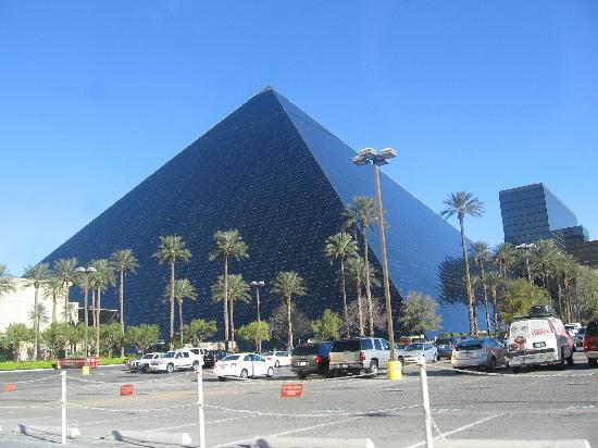 Tropicana Las Vegas - A DoubleTree by Hilton Hotel: Luxor Hotel & Casino ... near Tropicana
