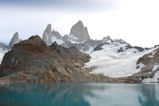 Cerro Fitz Roy: Laguna De los Tres