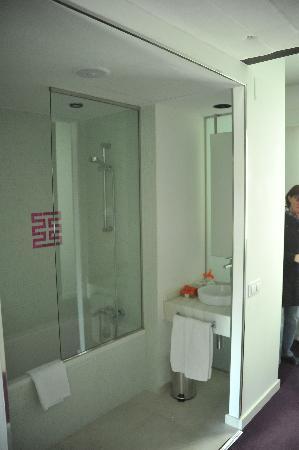 โรงแรมรูมเมท เอ็มมา: Lavabo sacrificato
