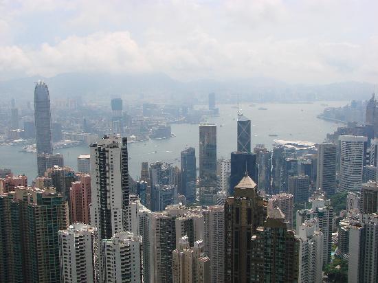 Metropark Hotel Causeway Bay Hong Kong: A classic Hong Kong view
