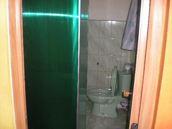 King Fern Cottage: Bathroom