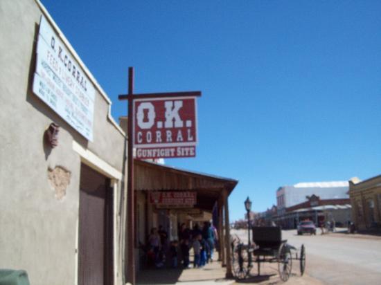O.K. Corral: The OK Corral