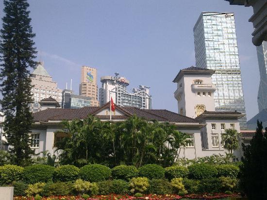 Island Pacific Hotel: Hong Kong