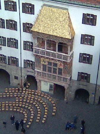 Altstadthotel Weisses Kreuz: Innsbruck
