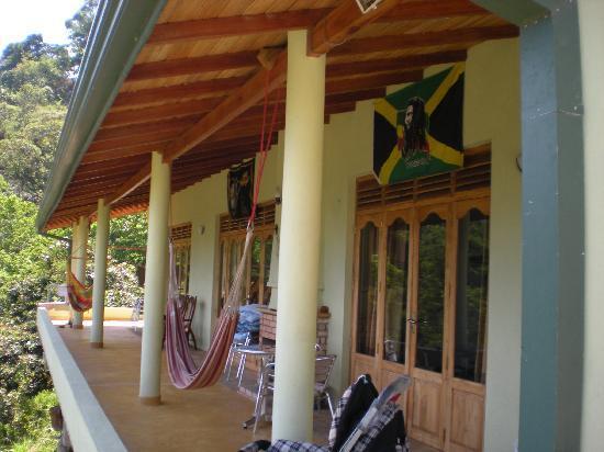 Zion View: Terrace